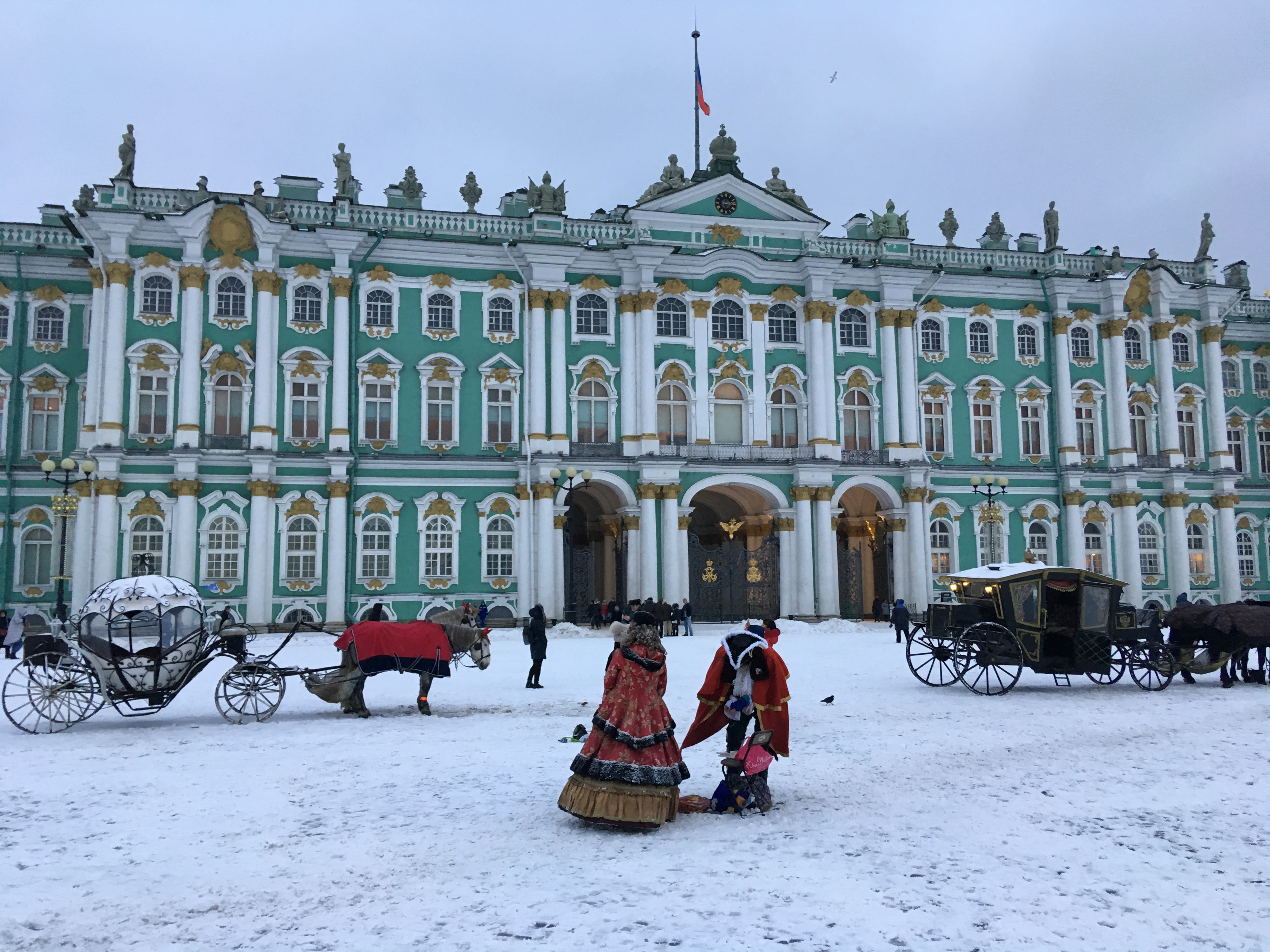 A student from St. Petersburg spent a month on a scholarship of 1572 rubles and urged everyone to be more modest